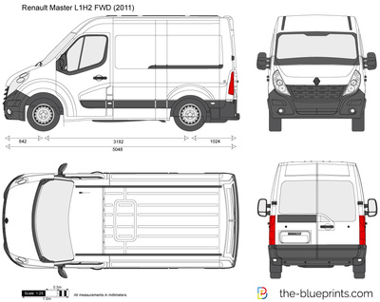 Renault Master L1H2 FWD