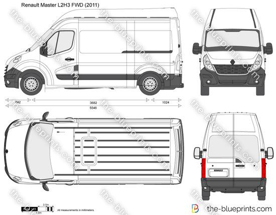 Renault Master L2H3 FWD