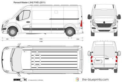 Renault Master L3H2 FWD