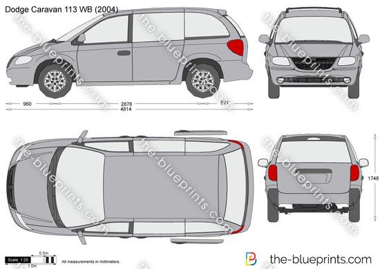 Dodge Caravan 113 WB