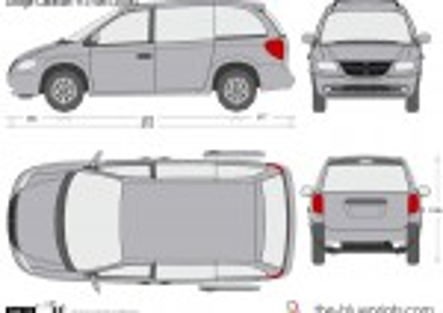 Dodge Caravan 113 WB (2004)