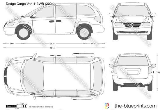 Dodge Cargo Van 113WB