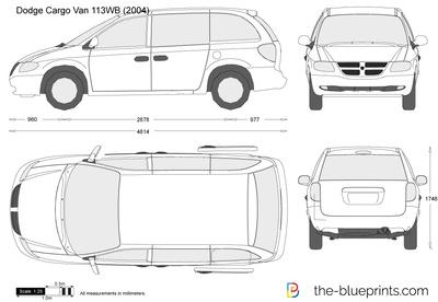 Dodge Cargo Van 113WB (2004)