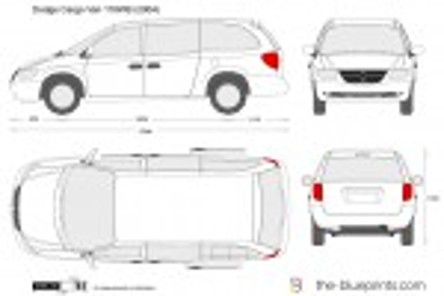 Dodge Cargo Van 119WB (2004)