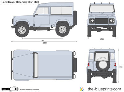 how to draw a land rover easy