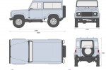Land Rover Defender 90 (1985)
