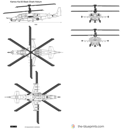 Kamov Ka-50 Black Shark Hokum