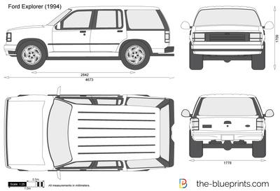 Ford Explorer (1994)