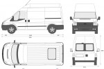 Ford Transit Van MWB High Roof