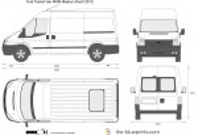 Ford Transit Van MWB Medium Roof