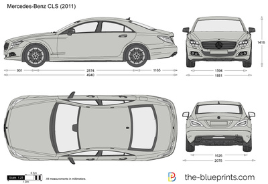 Mercedes-Benz CLS W218