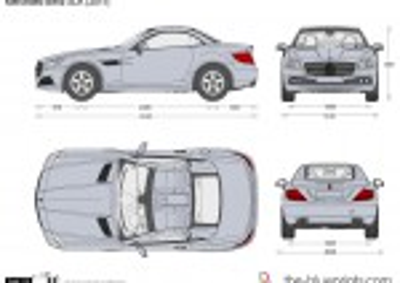 Mercedes-Benz SLK R172