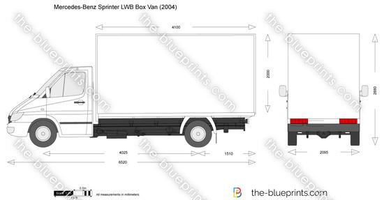 Mercedes-Benz Sprinter LWB Box Van