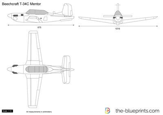 Beechcraft T-34C Mentor