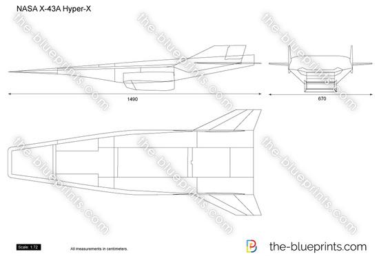 NASA X-43A Hyper-X