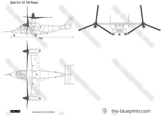 Bell XV-15 Tilt Rotor