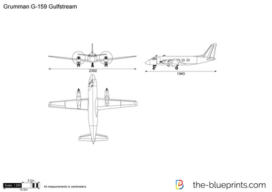 Grumman G-159 Gulfstream