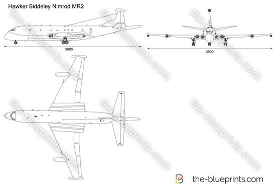 Hawker Siddeley Nimrod MR2