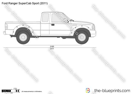 Ford Ranger SuperCab Sport