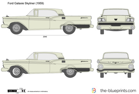 Ford Galaxie Skyliner
