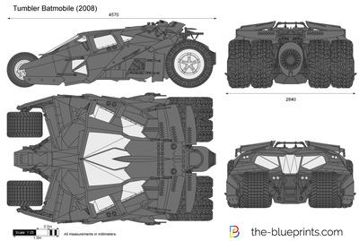 Tumbler Batmobile (2008)