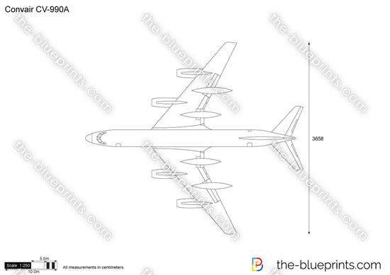 Convair CV-990A