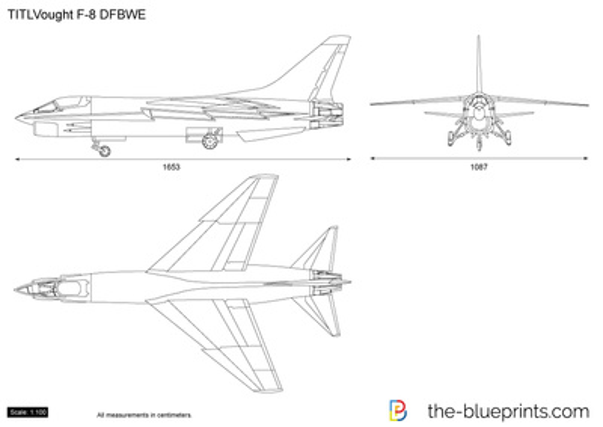 Vought F-8 DFBW