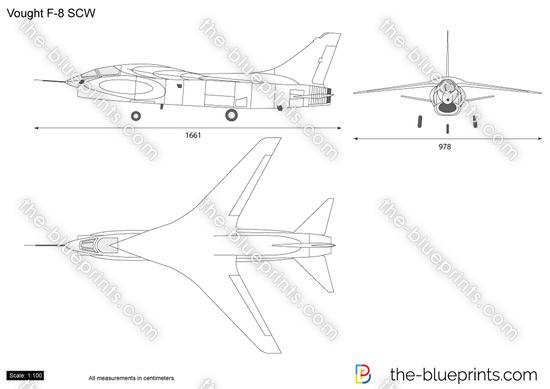 Vought F-8 SCW