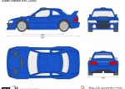 Subaru Impreza WRC (2000)