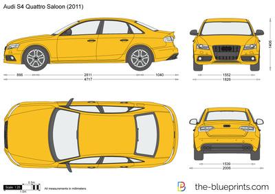 Audi S4 Quattro Saloon