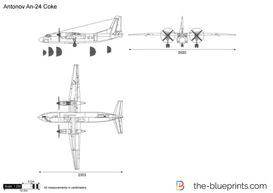 Antonov An-24 Colt