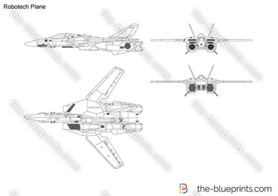 Robotech Plane