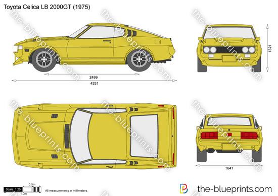 Toyota Celica LB 2000GT