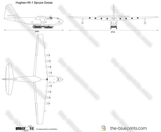 Hughes HK-1 Spruce Goose