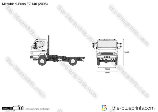 Mitsubishi-Fuso FG140