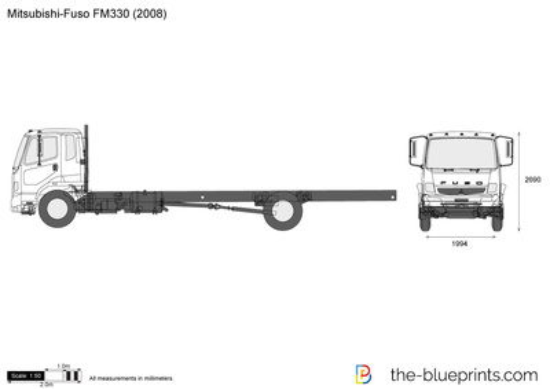 Mitsubishi-Fuso FM330