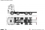 Scania LB 8x2 star 6