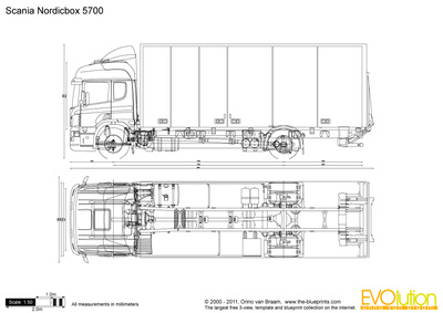 Scania Nordicbox 5700