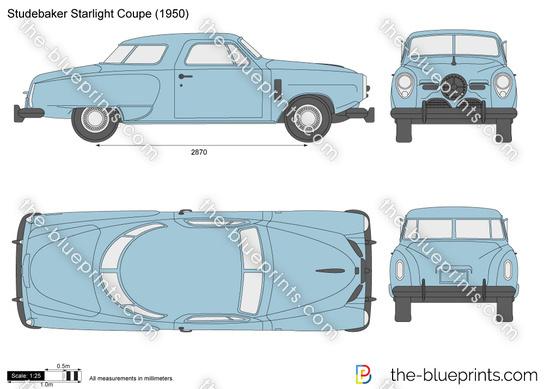 Studebaker Starlight Coupe
