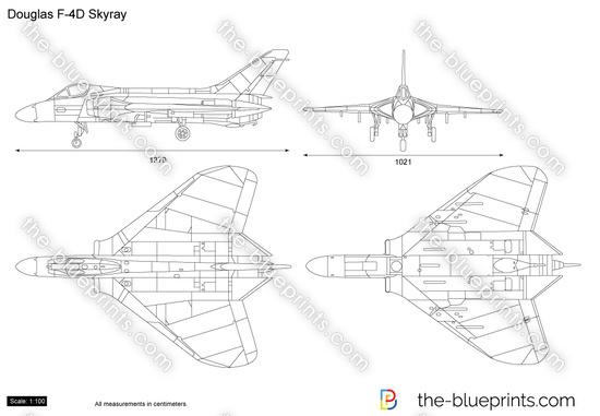 Douglas F-4D Skyray