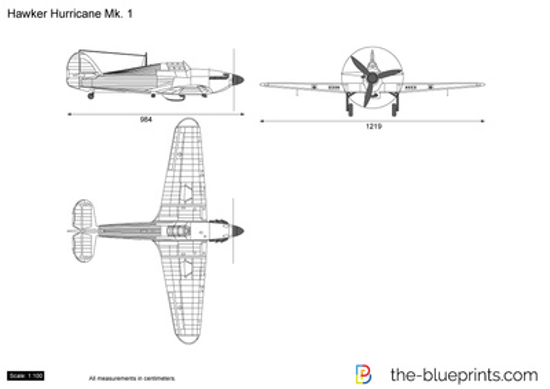 Hawker Hurricane Mk. 1