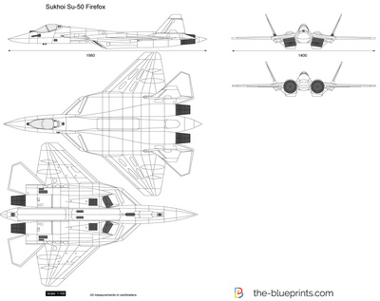 Sukhoi Su-50 Firefox