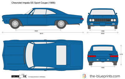 Chevrolet Impala SS Sport Coupe