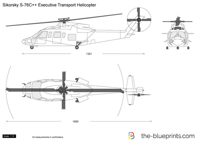 Sikorsky S-76C++ Executive Transport Helicopter