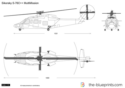 Sikorsky S-76C++ MultiMission