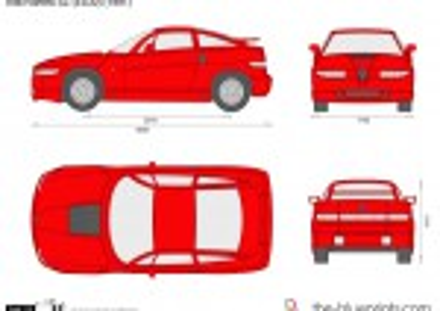 Alfa Romeo SZ (ES30) (1991)