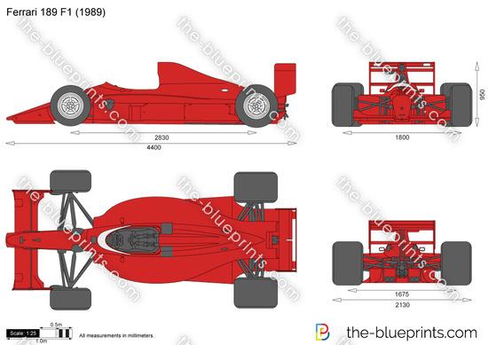 Ferrari 189 F1