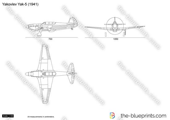 Yakovlev Yak-5