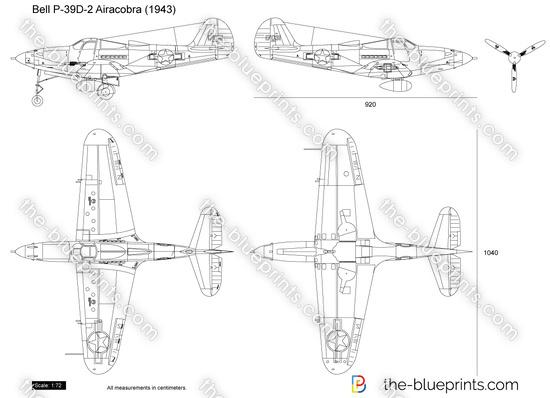 Bell P-39D-2 Airacobra