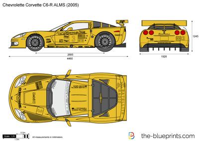 Chevrolet Corvette C6-R ALMS